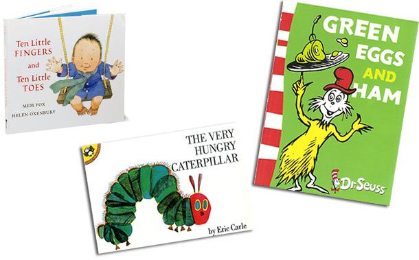 Book List for Children