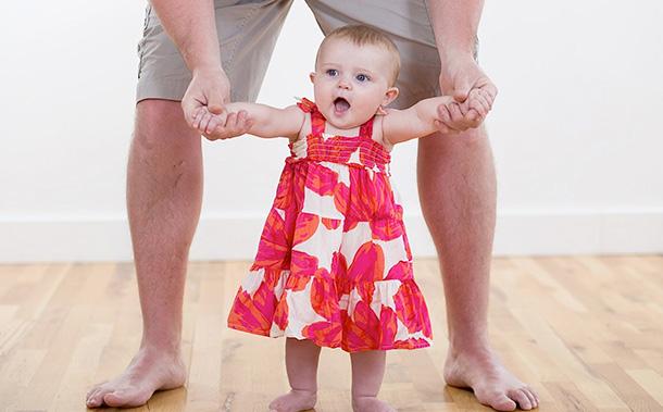 Baby's Development – 12 months old