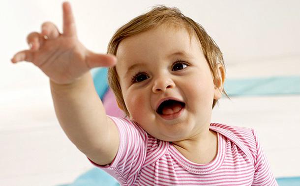 Baby's Development – 3 months old