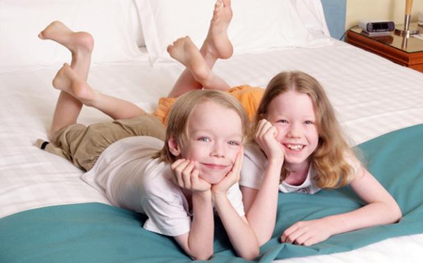Siblings sharing a bedroom - Nanny Options Articles - Dublin