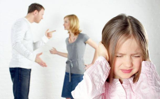 Effects of Parent's Divorce on Children