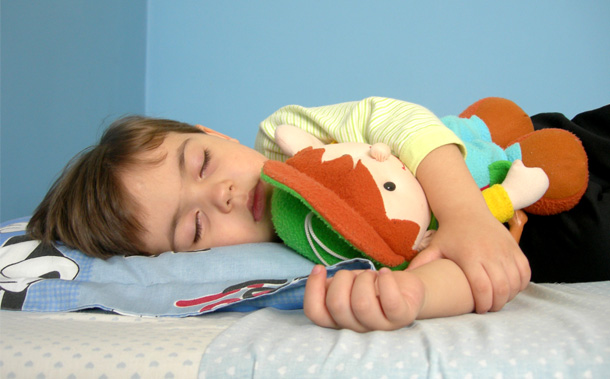Sleeping Issues with your Child
