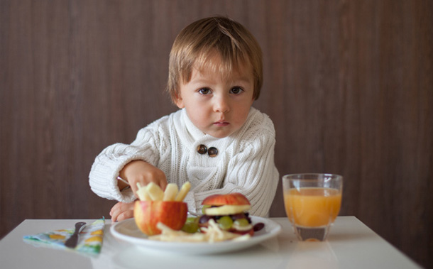 Teaching Your Children Table Manners