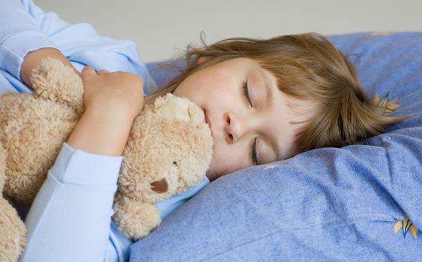 Children Talking in Their Sleep