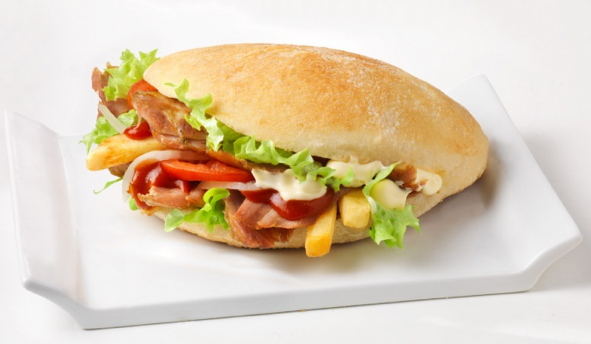 Pita Kebab