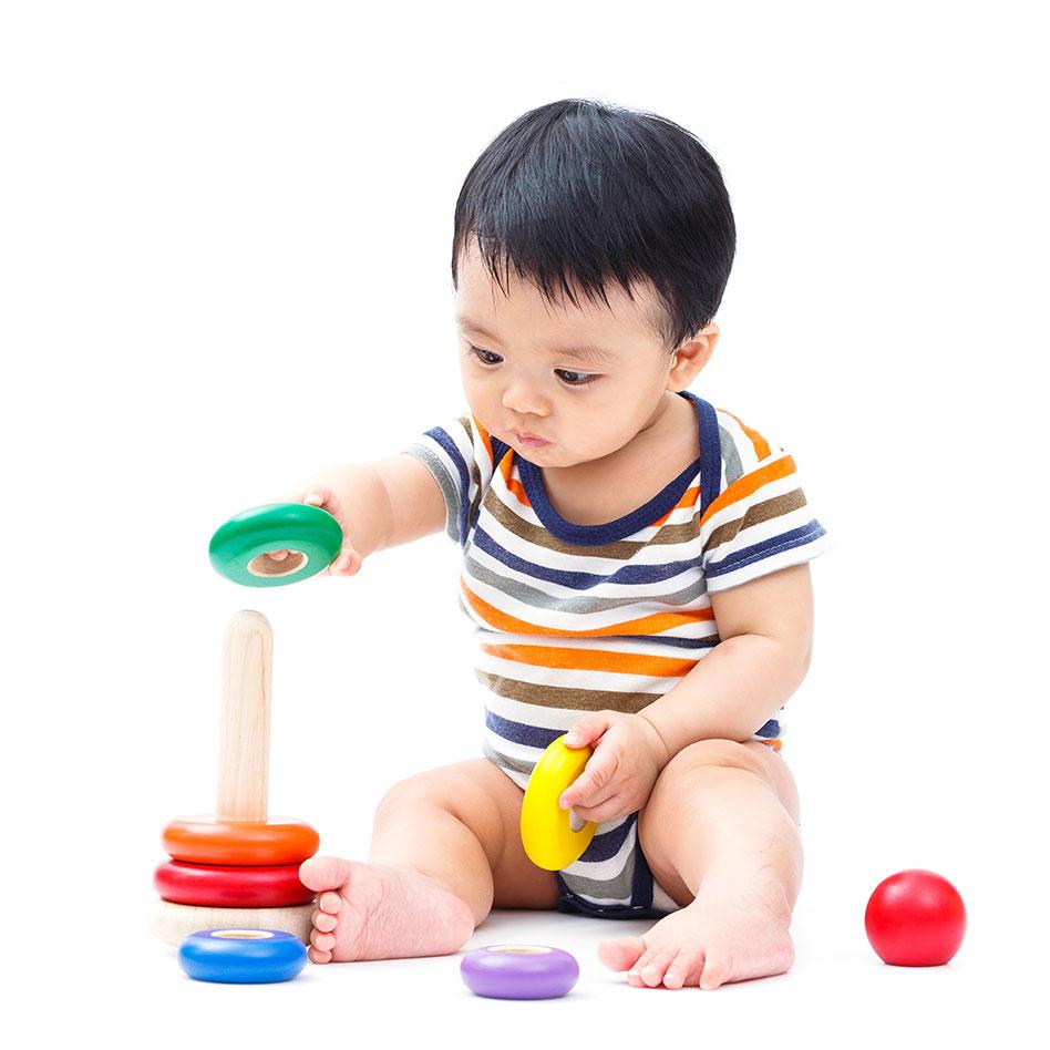 Child Development Milestones From Newborn to 12 Months