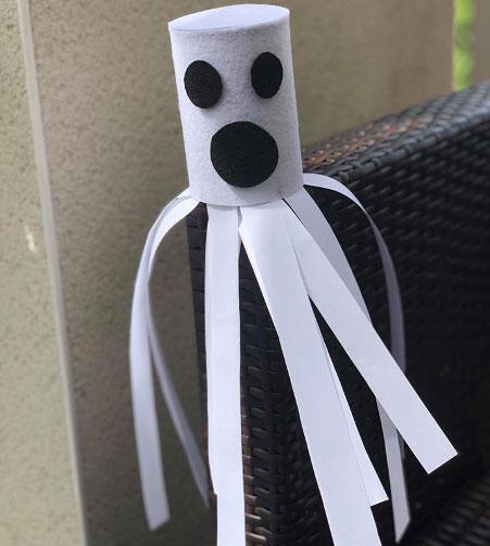 Ghost Lanterns Craft
