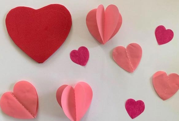 Valentine's Day Games - Heart-Shaped Game