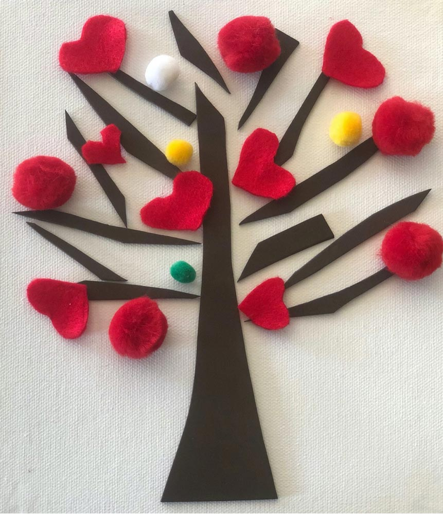 Mother's Day Love Tree